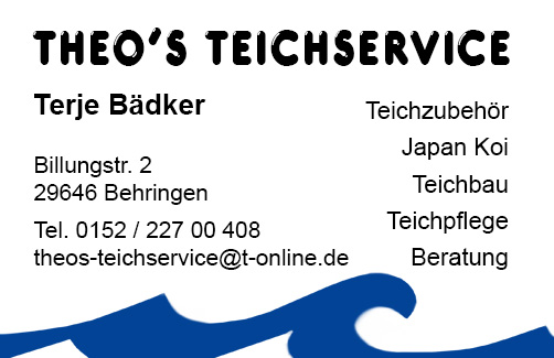 Theo´s Teichservice